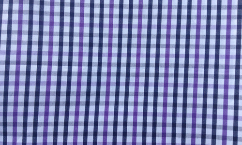 Blue, Purple Checkered