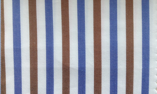 Blue And Narrow Stripe