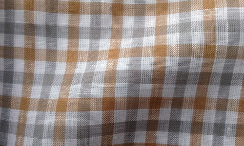 Brown Gray checkered