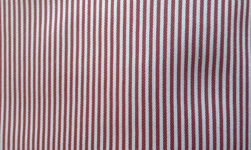 Red Narrow Stripe