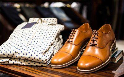4 Astuces pour garder vos chaussures de ville propres pendant longtemps.