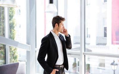 What should a men's suit store provide you?